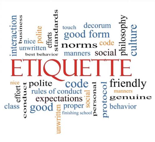 Lustrumactiviteit – Etiquettecursus en Oesterborrel