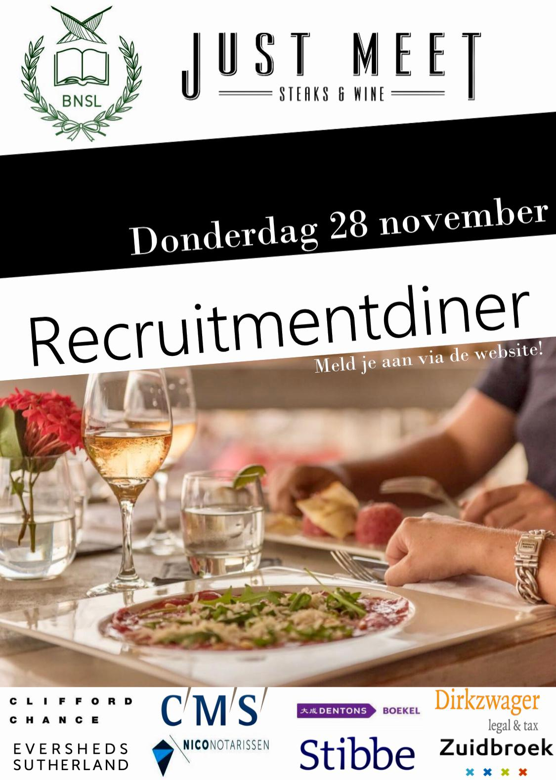 Recruitmentdiner