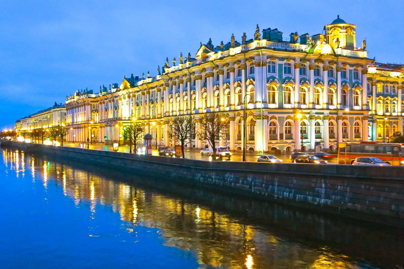 Studiereis Sint-Petersburg