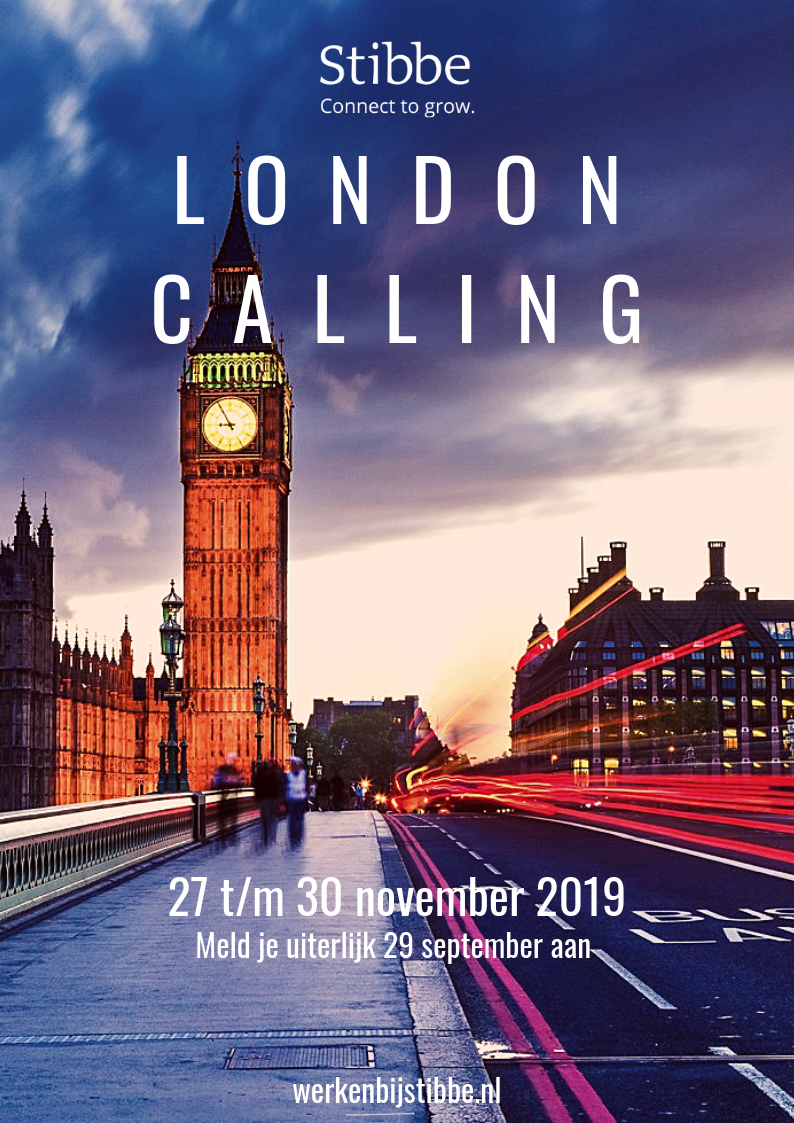 Masterclass Stibbe: London Calling