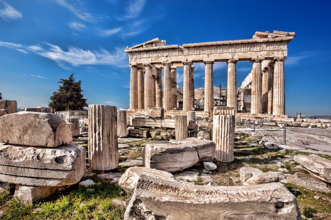 Studiereis Athene