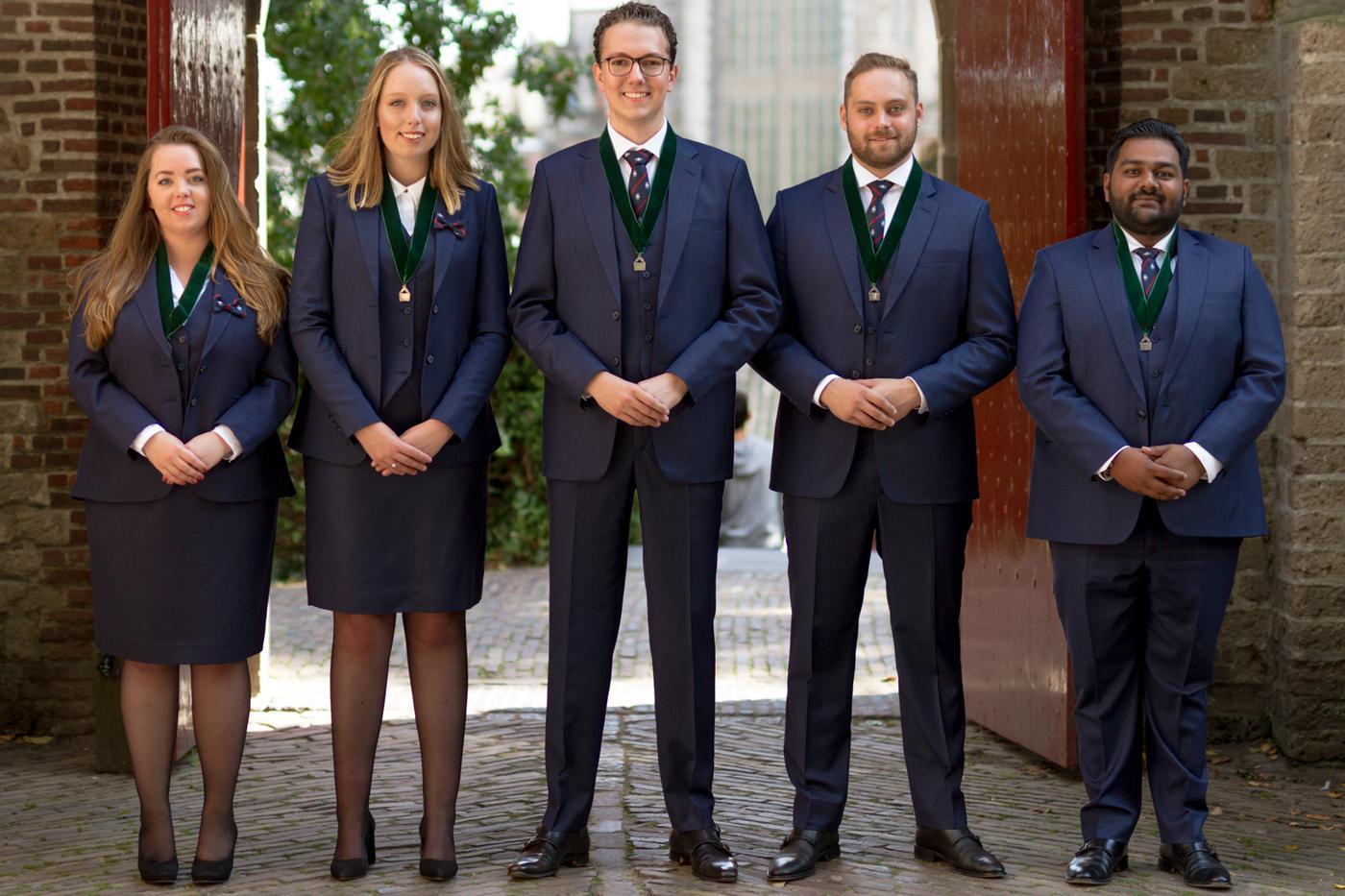 Broederschap der Notariële Studenten te Leiden